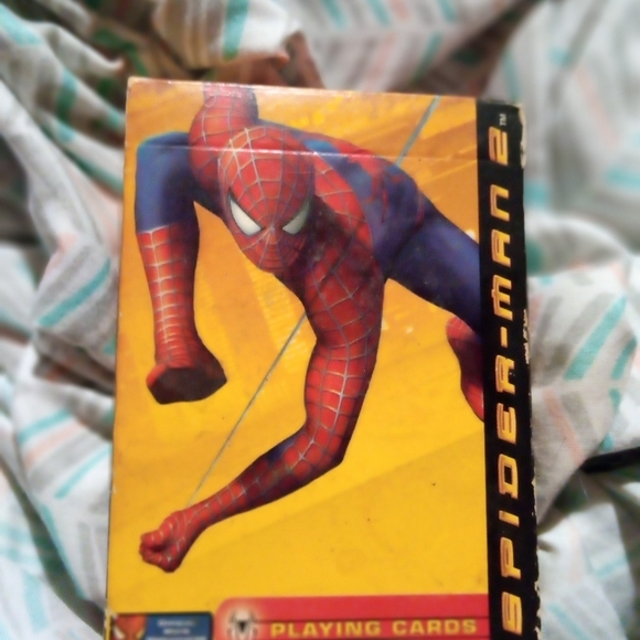 Vintage Marvel Playing Cards 2004